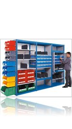 online SHELVING catalogue from Storage Design Limited