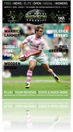 UK RUGBY SEVENS MAGAZINE ISSUE 4