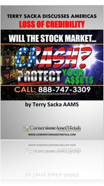 Terry Sacka Discusses America's Loss of Credibility on The Wealth Transfer
