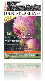 Country Gardener - September 2011 - Dorset Edition