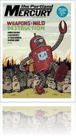 The Portland Mercury, August 25, 2011 (Vol. 12, No. 14)