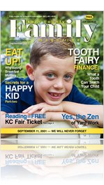 Kern County Family Magazine - September 2011 Issue