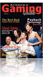 Arizona Gaming Guide Magazine September 2011
