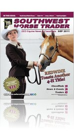 SouthWest Horse Trader September 2011