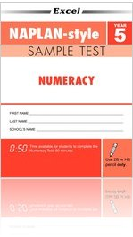 Year 5 Excel NAPLAN*-style Sample Test: Numeracy