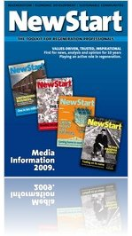 New Start magazine 2009 media pack