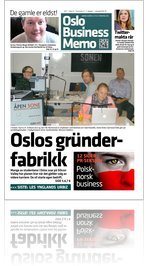 Oslo Business Memo No 4 Uke 37 2011