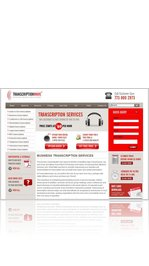 Business transcription services
