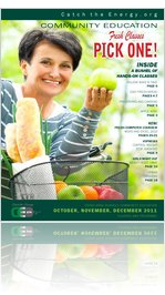ISD 279 Community Education Adult Enrichment Fall 2011 Catalog