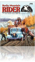 Oct 2011 Rocky Mountain Rider Horse Magazine