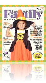 Kern County Family Magazine - October 2011 issue