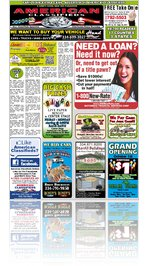 American Classifieds Issue 9-29-11