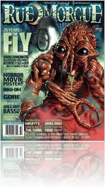 Rue Morgue Issue 116