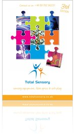 Total Sensory Catalogue- 3rd Edition 2011/2012