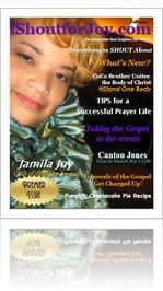 iShoutforJoy Magazine Premier Edition