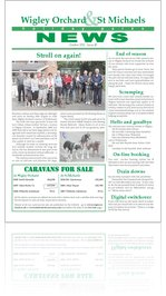 Newsletter autumn 2011
