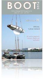 BOOTmagazine PLUS nr. 25 - juni / juli 2011