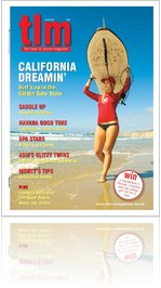 tlm - the travel & leisure magazine autumn 2011