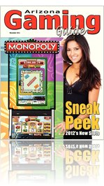 Arizona Gaming Guide Magazine November 2011