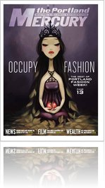 The Portland Mercury, October 13, 2011 (Vol. 12, No. 21)