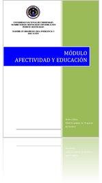 Módulo y Lecturas