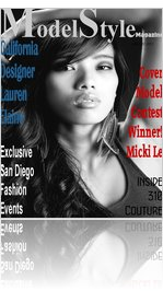 ModelStyle Magazine NovDec 2011 Issue
