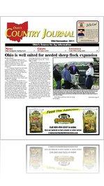 Mid-November 2011 Ohio's Country Journal