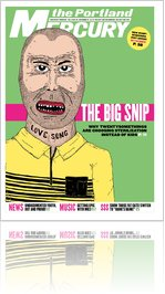 The Portland Mercury, November 10, 2011 (Vol. 12, No. 25)