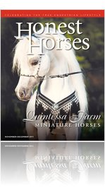 HONEST HORSES MAGAZINE NOV-DEC 2011