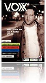 VOXX Issue 18 - December 2011