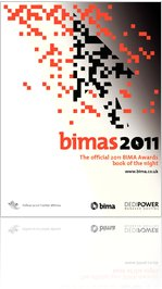BIMA Awards 2011 - Book of the Night
