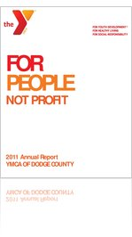 YMCA of Dodge County Annual Report 2011