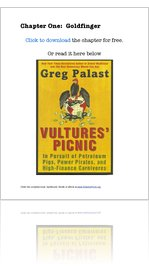 Vultures Picnic Chapter 1 Goldfinger