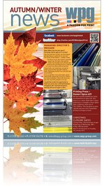 WPG's Autumn/Winter 2011 Newsletter