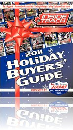 Inside Track Motorsport News - Holiday Buyers' Guide 2011
