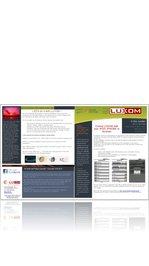 LUXOM IP domotica - nieuwsbrief november 2011