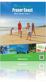Summer Getaways Brochure - Free Fuel Promotion