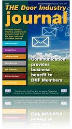 0. Winter 2011 - Door Industry Journal