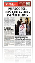 Balita Los Angeles Midweek Edition December 21, 2011