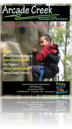 Arcade Creek Recreation and Park Leisure Guide - Winter/Spring