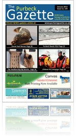 January 2012 edition of the Purbeck Gazette