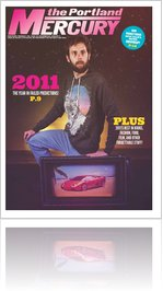 The Portland Mercury, December 29, 2011 (Vol. 12, No. 32)