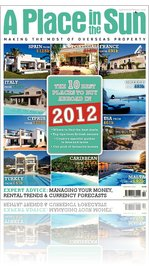 A Place in the Sun magazine February 2012 issue