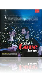 REVUE Special Feature: The Love Issue, February 2012