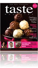 Taste Magazine - February/March 2012