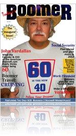 Today's BoomeR Magazine Feb/March 2012 Vol.1 No.1