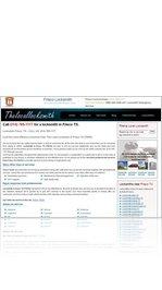 Locksmith frisco tx, 24 Hr Car Unlock, Key Cutting, Lock Repair in frisco, tx