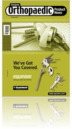 Orthopaedic Product News January 2012