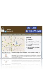 Locksmith Angier NC - Emergency Locksmith Angier NC