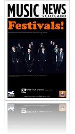 FESTIVALS! from MUSIC NEWS Scotland